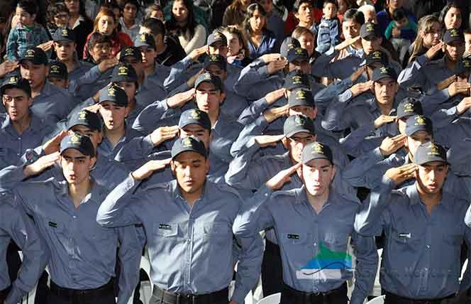 Resultado de imagen para Policía de Río Negro sumará 192 nuevos uniformados