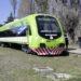 El viernes 22, en el Tren Patagónico de Viedma a Bariloche servirán gratis pescado a los pasajeros