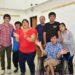 Un periodista y un docente de Lamarque coordinaron taller por el hombre más alto de Río Negro